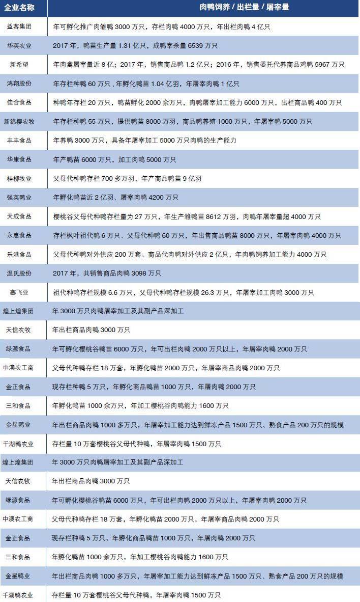 肉鸭论坛_2019年中国市场肉鸭企业三十强_风云榜单_++阳光畜牧网-畜牧养殖 ...